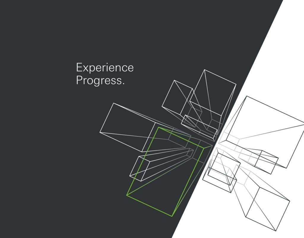 Schüco Experience Progress Messe Keyvisual