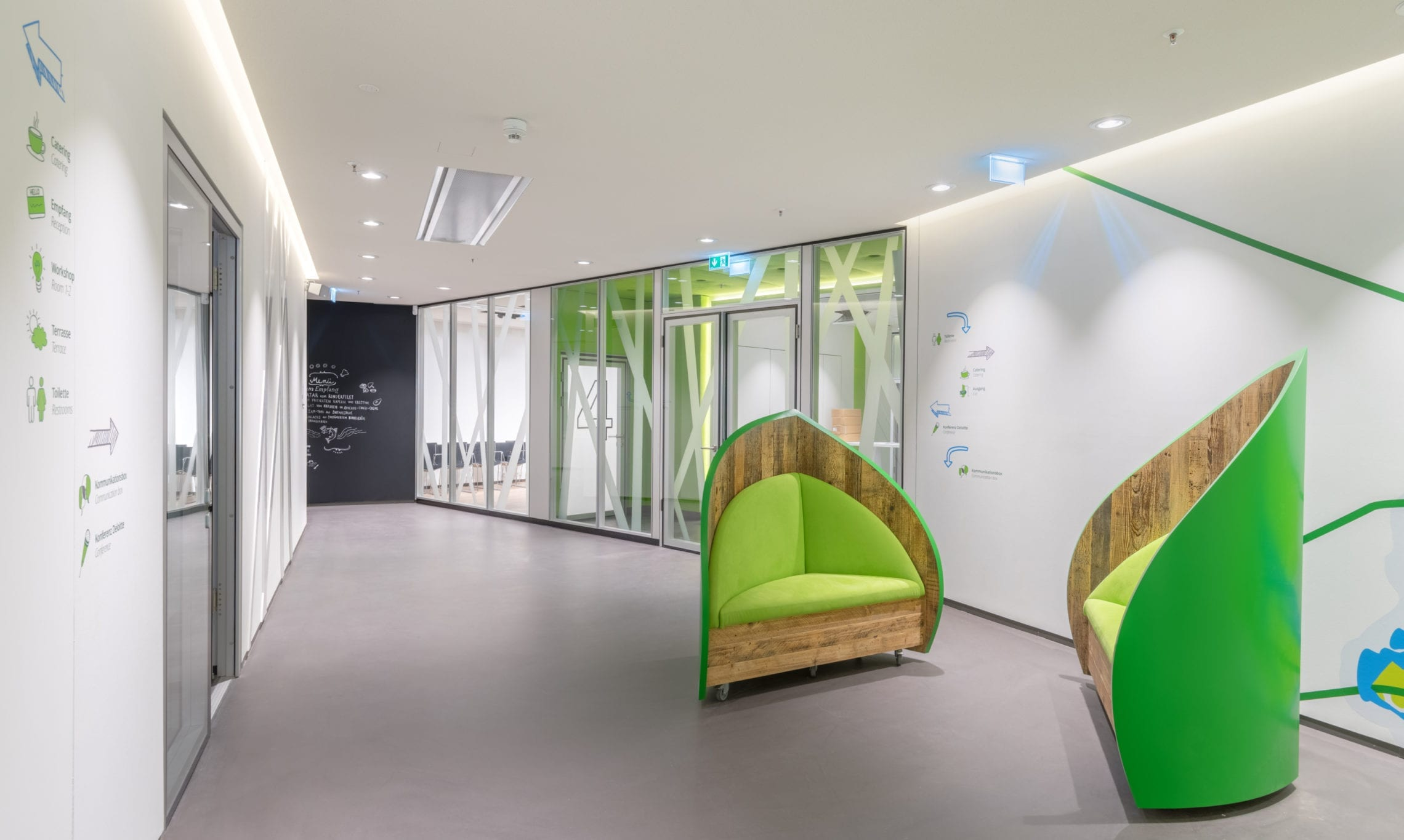 Deloitte Greenhouse Berlin
