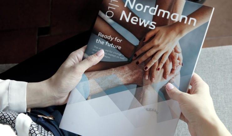 Nordmann News Magazin Cover