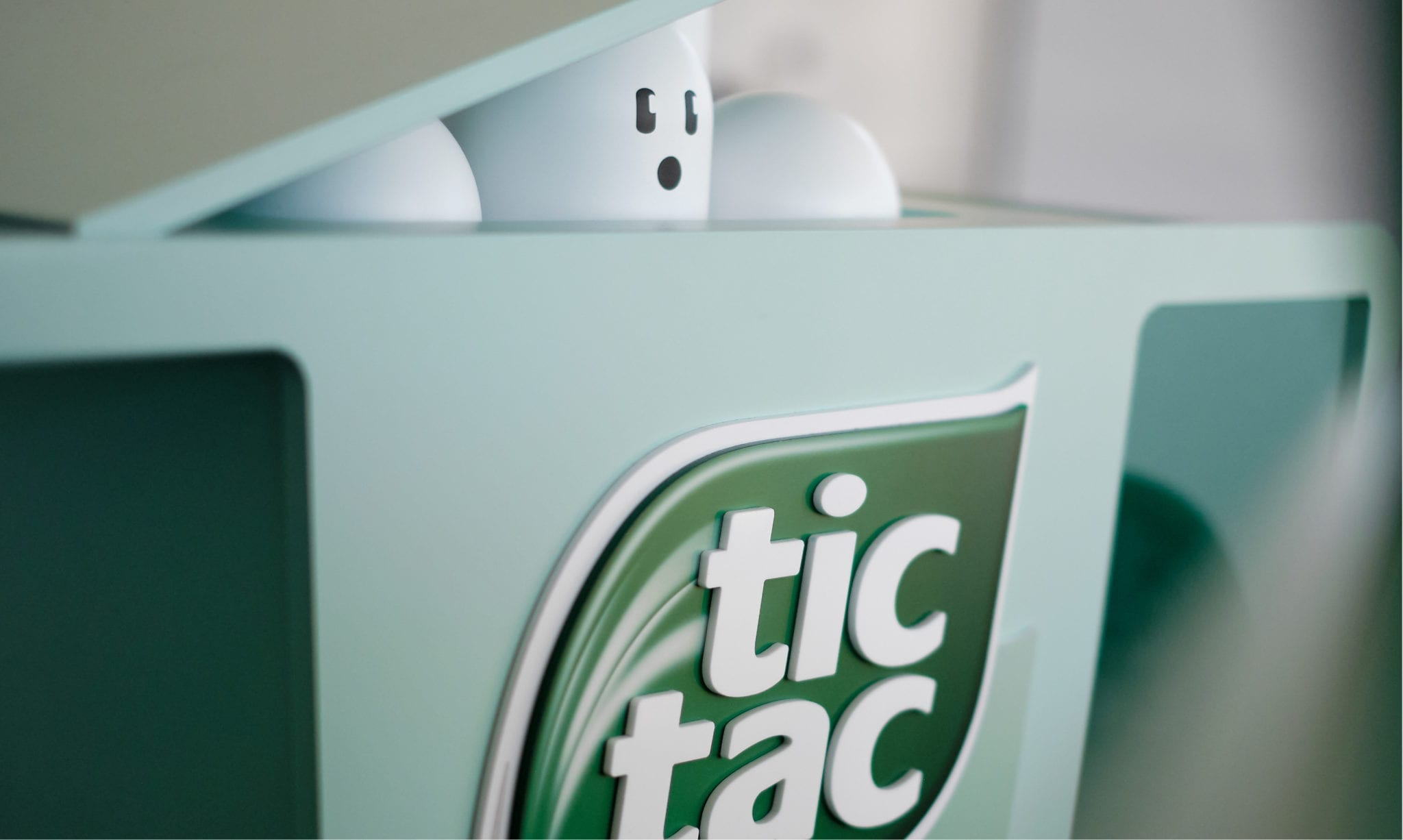 TicTac Travels Display