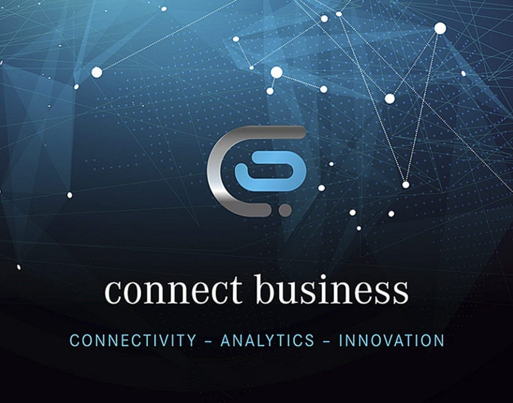 Mercedes Benz connect business Keyvisual