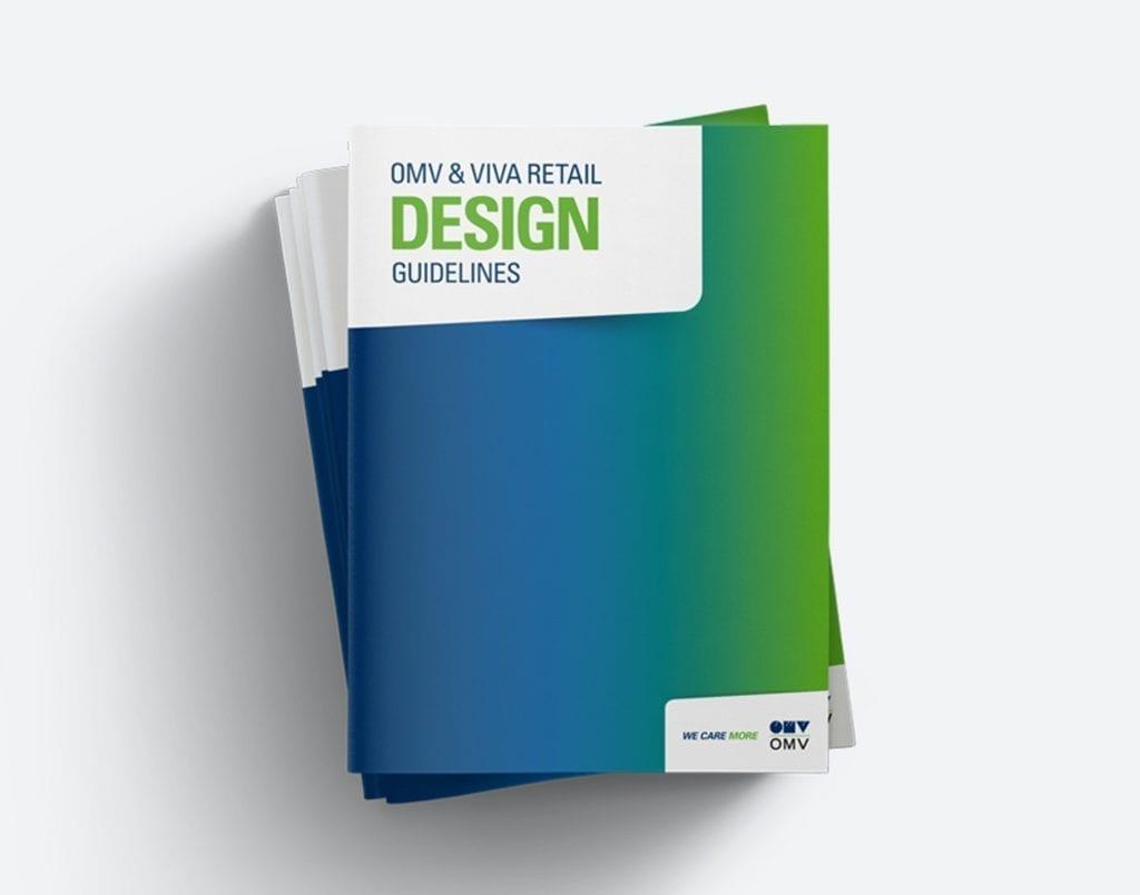 OMV und VIVA Retail Design Gudieline