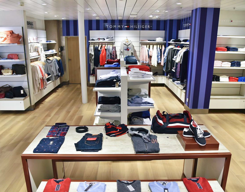 AIDA Shop Tommy Hilfiger Section