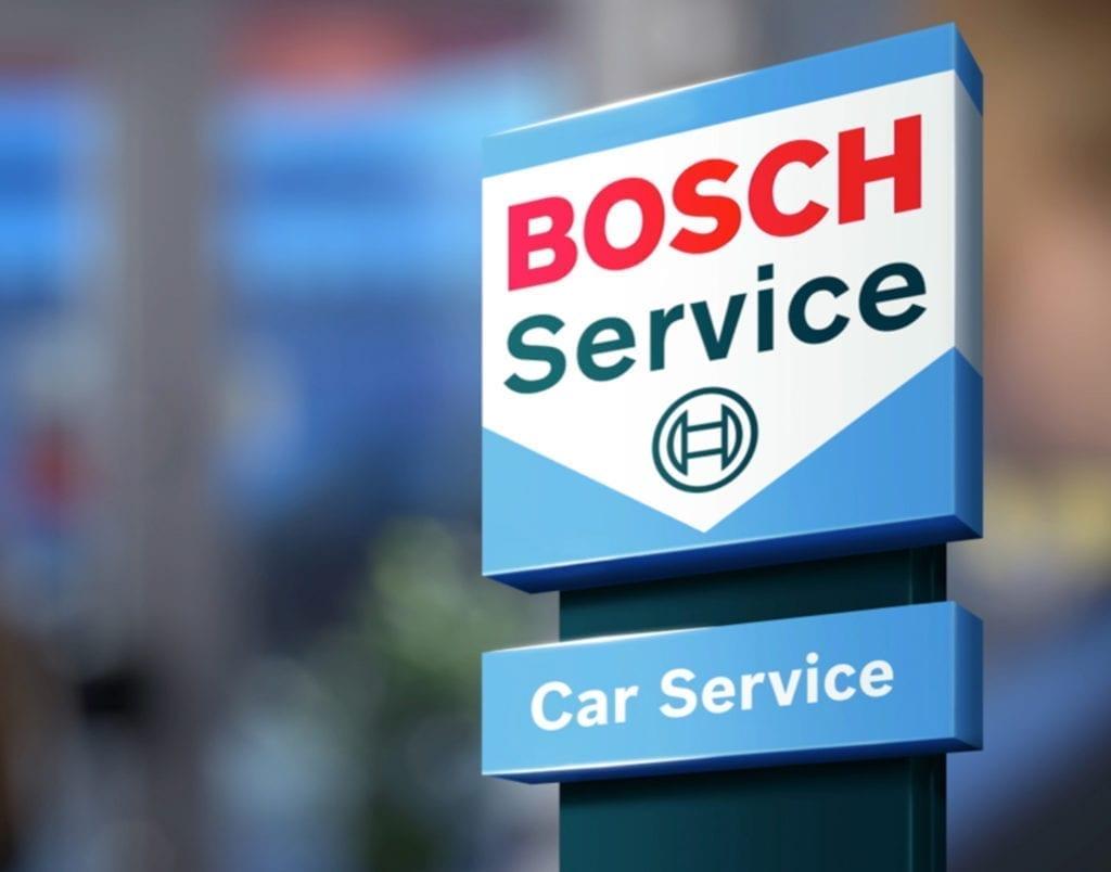 Bosch Car Service Station