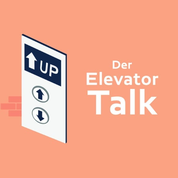 Elevator Talk Keyvisual