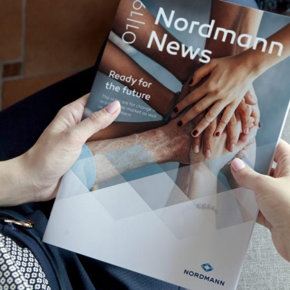Nordmann News Magazin Cover