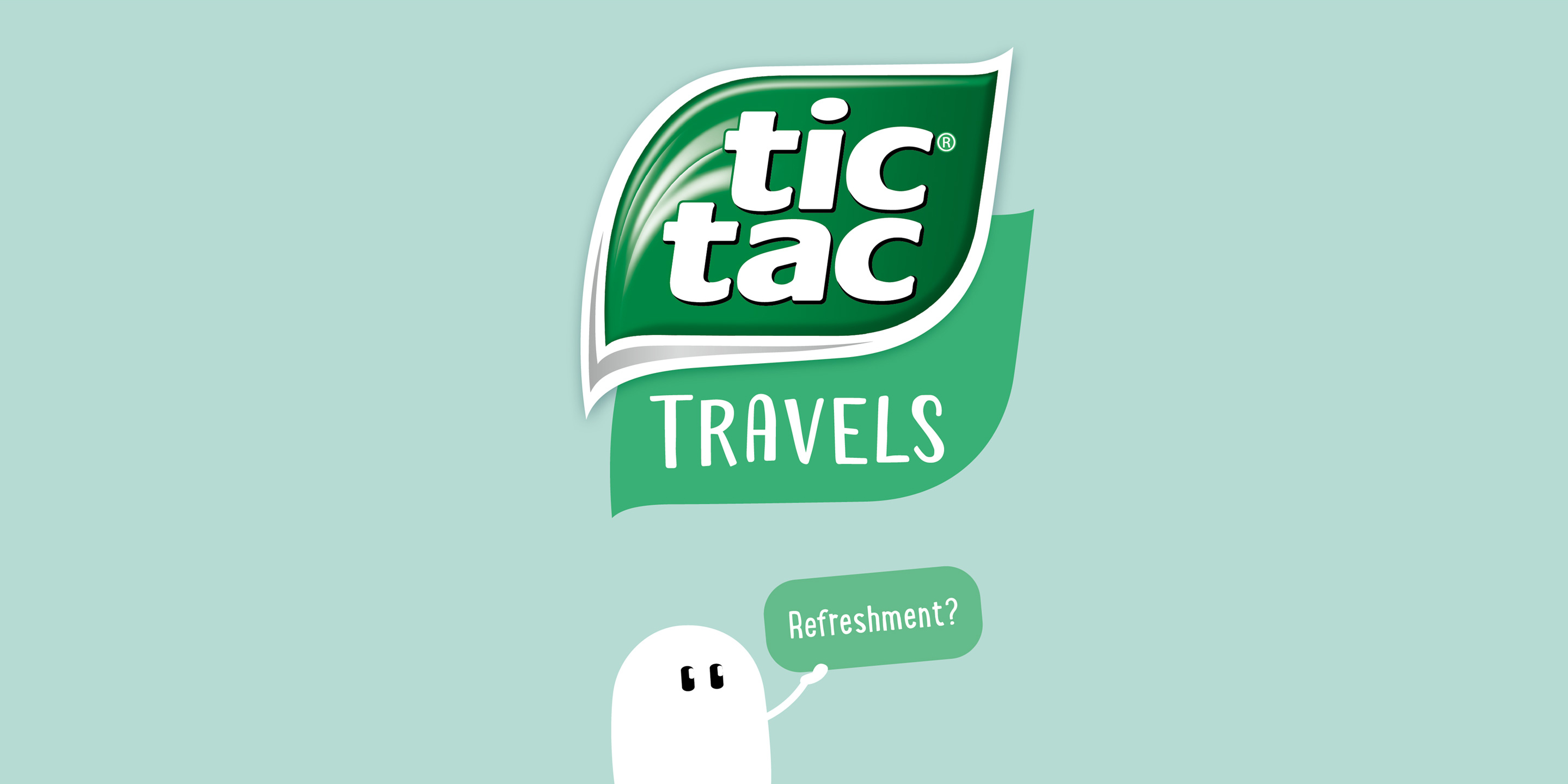 Tictac Travels Keyvisual