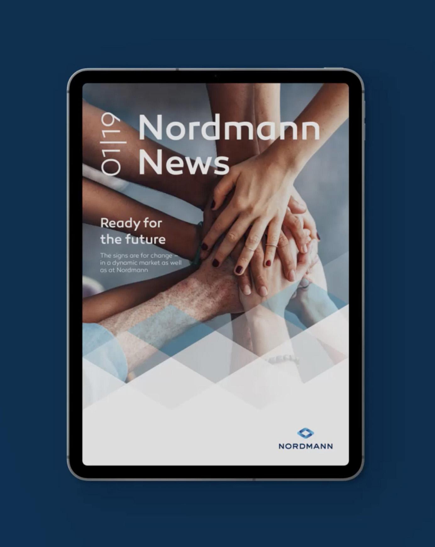 nordmann branding