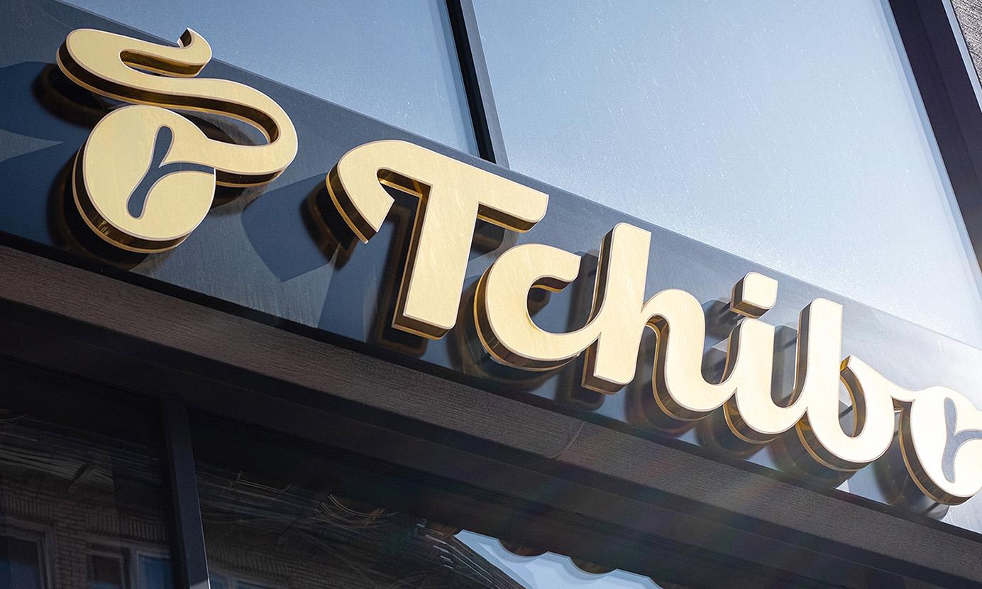 tchibo branding