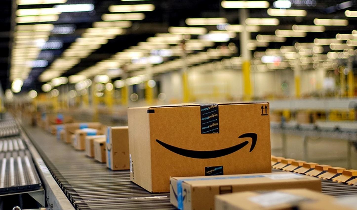 Amazon Logistik Center