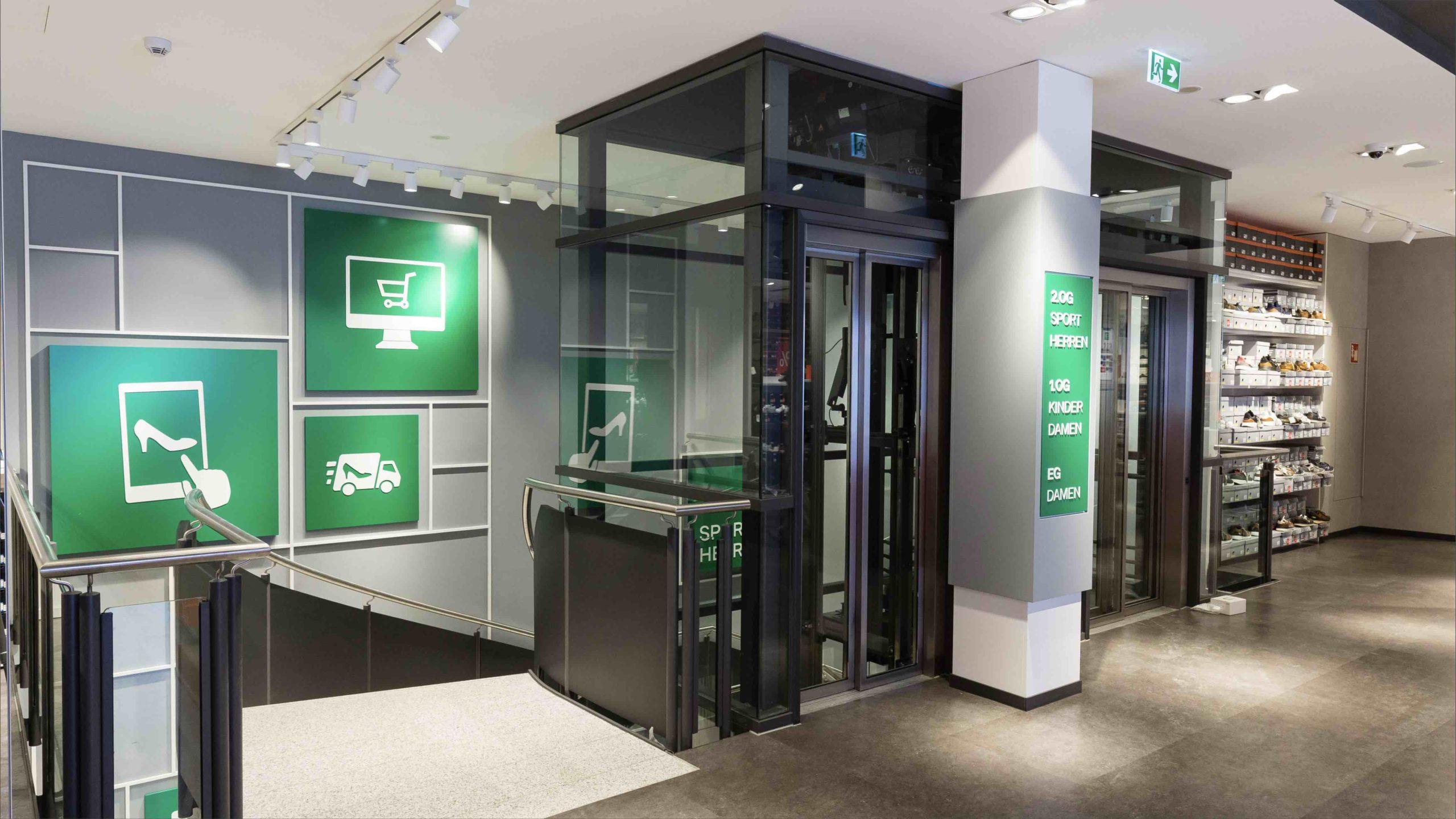 Deichmann Retail Design
