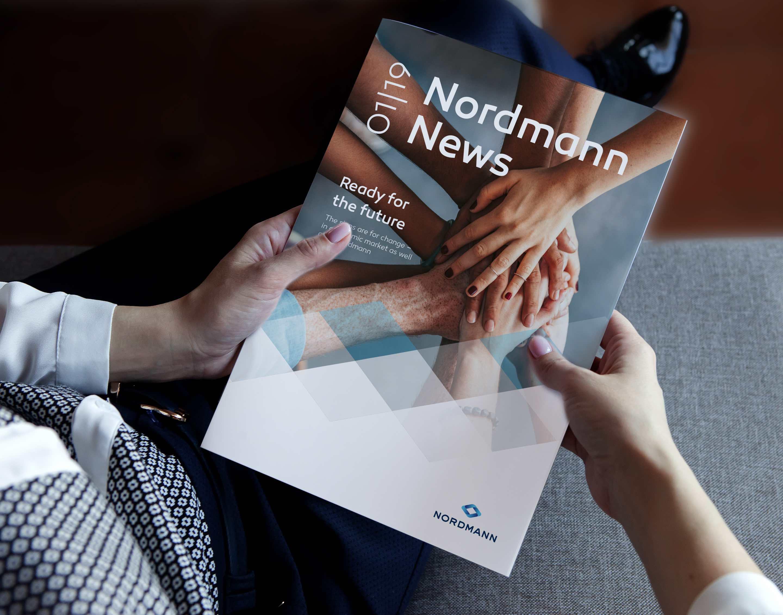 Nordmann Corporate Literature